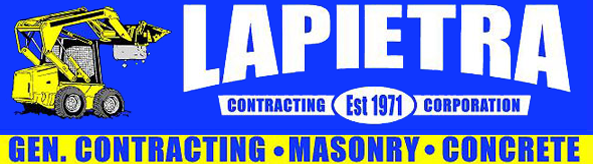 Lapietra Contracting Corporation, New York City Masonry Concrete General Contractors